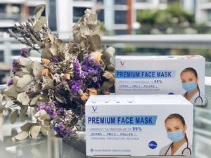 Ramo MASKS.50 - Single Use Facel Masks - 50 per pack