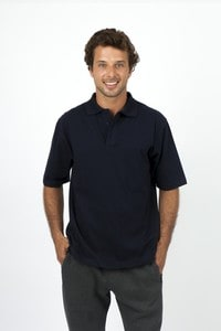 Ramo P202HS - Mens 100% Cotton  Jersey Polo