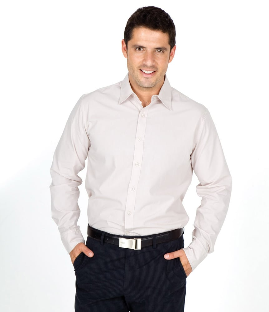Ramo S003ML - Mens Long Sleeve Shirts