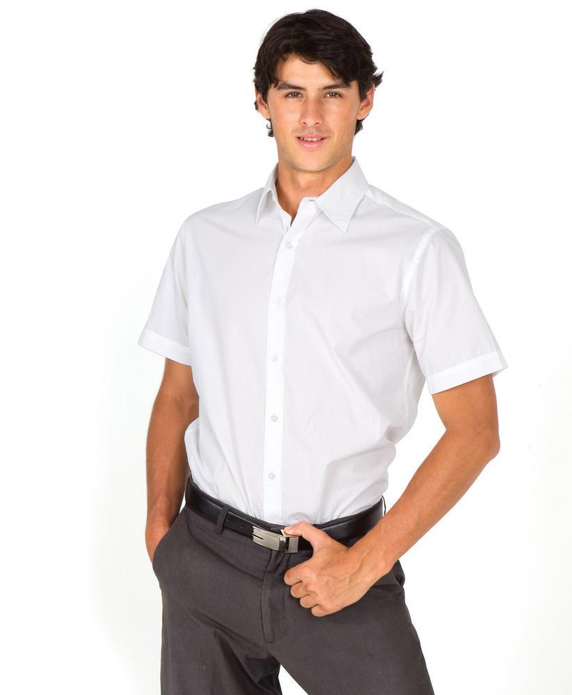 Ramo S003MS - Mens Short Sleeve Shirts