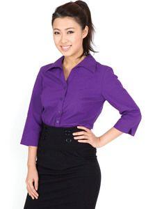 Ramo S004FQ - Ladies 3/4 Sleeve Shirts