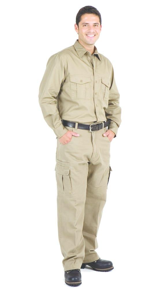 Ramo S502PA - Cotton Drill Cargo Pants