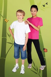 Ramo T303HB - Kids Bamboo Cotton Tee