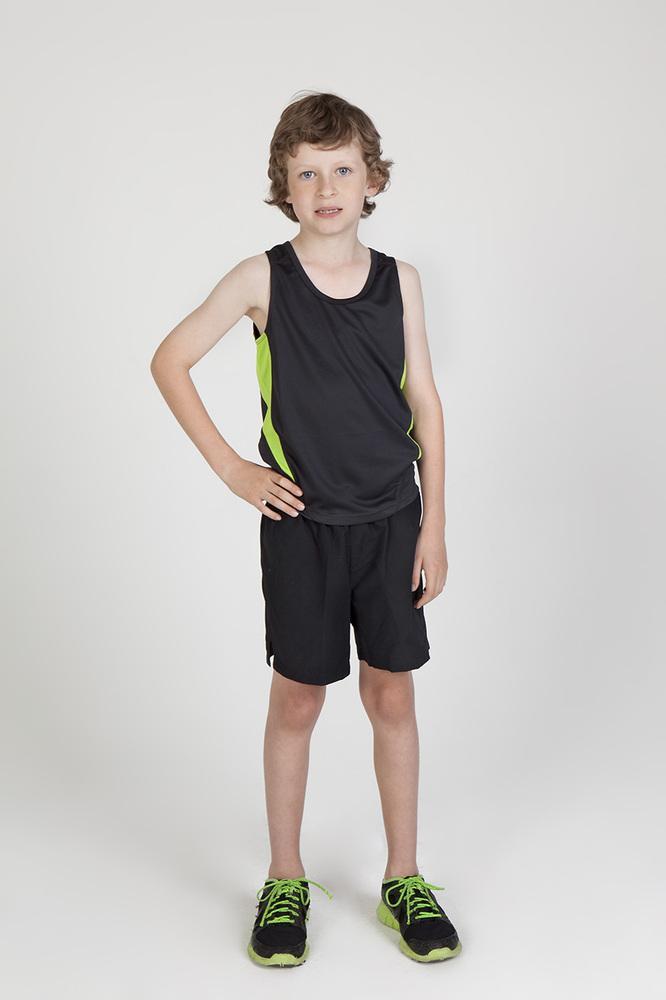 Ramo T308SG - Kids Accelerator Cool-Dry Singlet