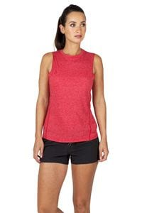 Ramo T403LD - Ladies Heather SLEEVELESS Tee - Greatness Range