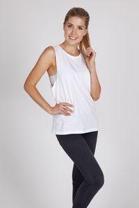 Ramo T405LD - Ladies 160gsm 100% combed cotton sleeveless tee