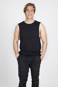Ramo T405MS - 160gsm 100% combed cotton sleeveless tee