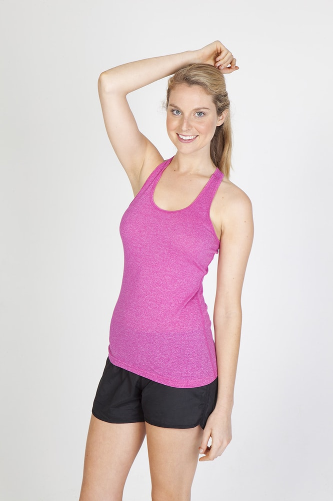 Ramo T409LD - Ladies Greatness Athletic T-back Singlet