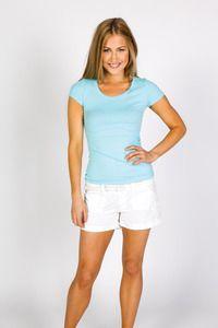 Ramo T501LD - Ladies Cotton/Spandex T-shirt