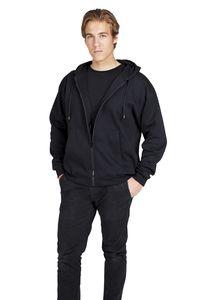Ramo TZ612H - Mens Zip Hoodies with Pocket