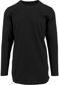 Build Your Brand BY029 - Long Shaped Longsleeve