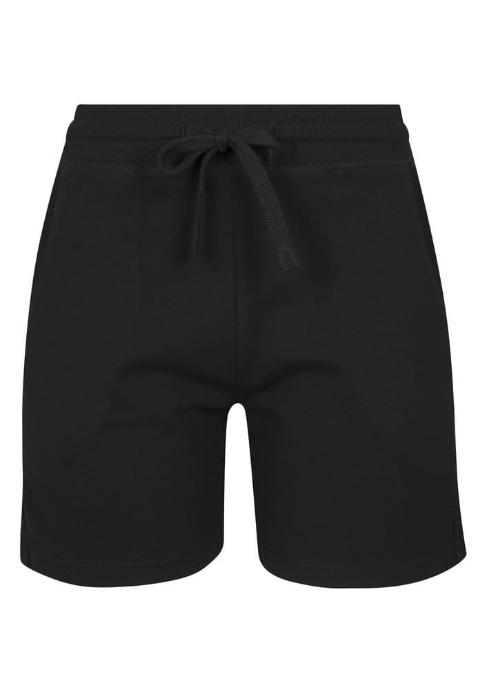 Build Your Brand BY066 - Ladies Terry Shorts