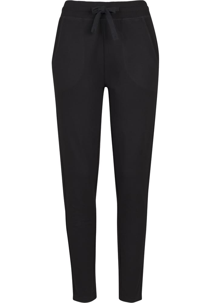 Build Your Brand BY068 - Ladies Terry Long Pants