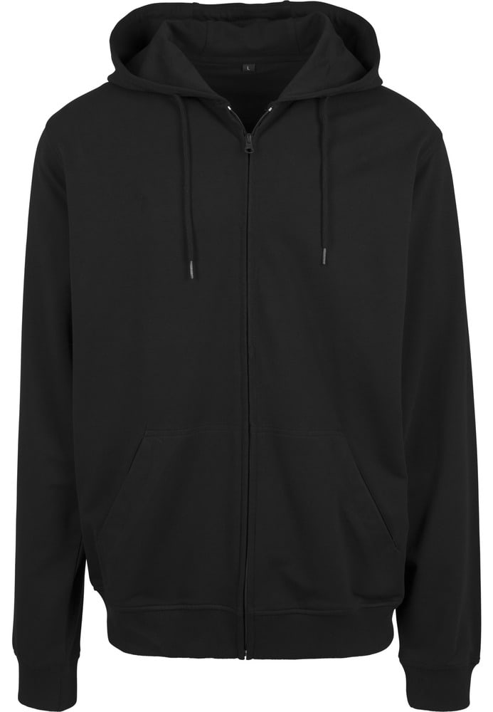 Build Your Brand BY082 - Terry Zip Hoody