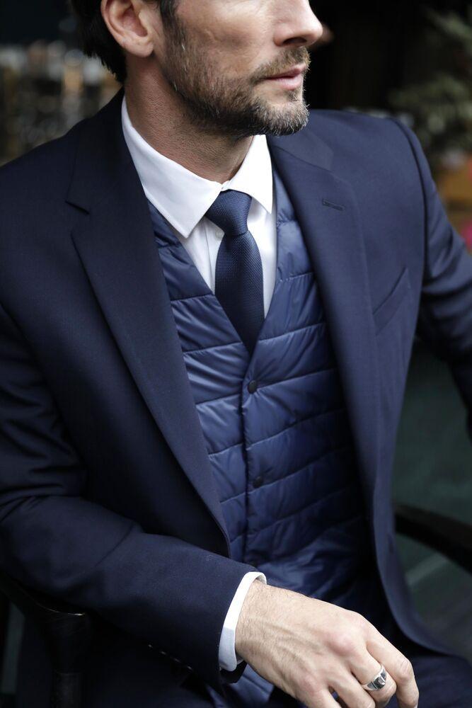 NEOBLU 03164 - Veste De Costume Homme Marius Men