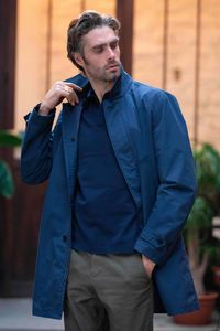 NEOBLU 03176 - Men's Trench Coat Alfred Men