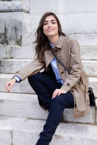 NEOBLU 03177 - Dames Trench Coat Alfred Dames