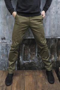 NEOBLU 03178 - Mens Elasticated Waist Chino Trousers Gustave Men