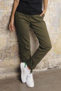 NEOBLU 03179 - Womens Elasticated Waist Chino Trousers Gustave Women