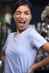 NEOBLU 03185 - Women's Short Sleeve Mercerised Jersey T Shirt Lucas Women