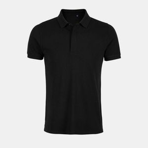 NEOBLU 03188 - Mens Piqué Polo Shirt With Concealed Placket Owen Men