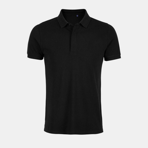 NEOBLU 03188 - Mens Piqué Polo Shirt With Concealed PlacketOwen Men
