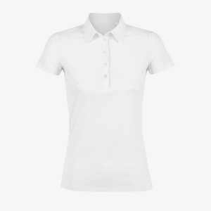 NEOBLU 03191 - Womens Mercerised Jersey Polo Shirt Oscar Women
