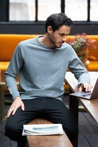NEOBLU 03194 - Mens French Terry Round Neck Sweatshirt Nelson Men
