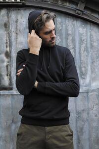 NEOBLU 03196 - Mens French Terry Hooded Sweatshirt Nicholas Men