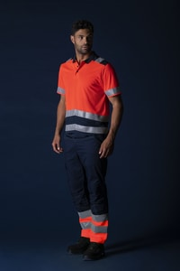 Tricorp T20 - Poloshirt High Vis Bicolor Polo Shirt unisex