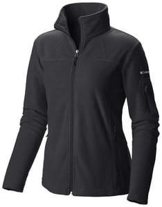 COL C1277WF - ladies give n go full zip fleece