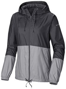 COL C1736WO - ladies flash forward windbreaker