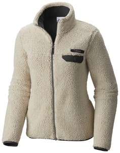 COL C1861WF - ladies mountainsise sherpa