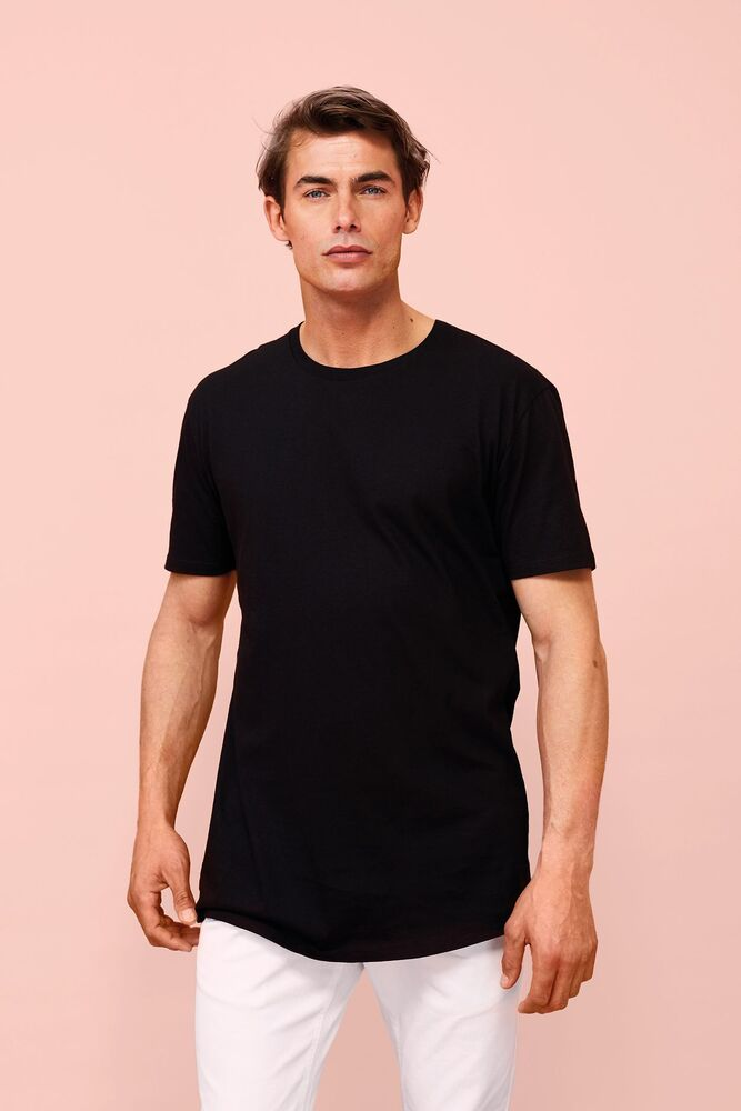 Sol's 02999C - Men's Long T Shirt Magnum