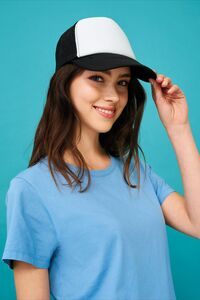 Sols 01668C - Bubble Five Panel Mesh Cap