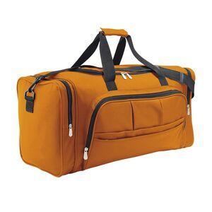 Sols 70900C - Polyester Multi-Pocket Sports Bag Week-End