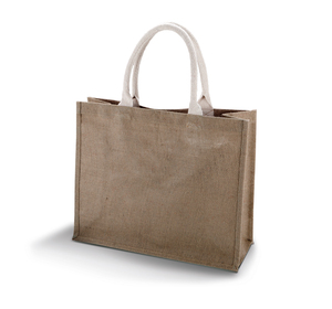 Kimood KI0219C - JUTE BEACH BAG