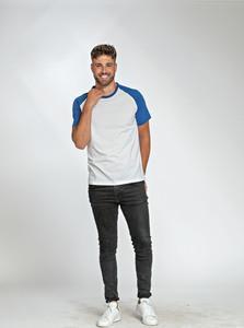 Lemon & Soda LEM1175C - T-shirt Baseball SS