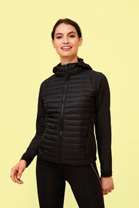 Sols 01473C - Womens Running Lightweight Jacket New York
