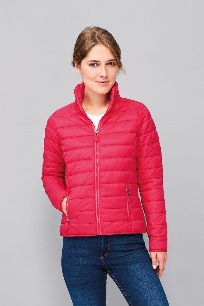 Sol's 01170C - Women's Light Padded Jacket Ride