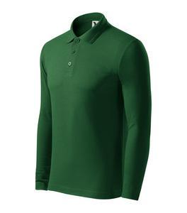 Malfini 221C - Pique Polo LS Koszulka polo męska