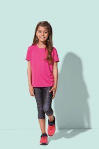STEDMAN STE8170 - T-shirt Interlock Active-Dry SS for kids