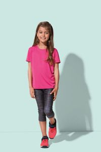 STEDMAN STE8170 - T-shirt Interlock Active-Dry SS for kids