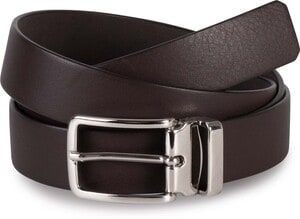K-up KP807 - Classic belt in full grain leather - 30 mm