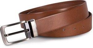 K-up KP808 - Classic leather belt - 35 mm