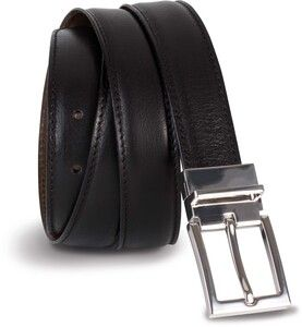 K-up KP810 - Reversible leather belt - 30 mm