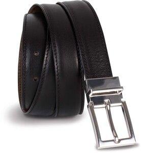 K-up KP810 - Reversible leather belt - 30 mm
