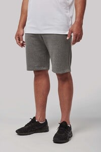 Proact PA1022 - Adult fleece multisport bermuda shorts