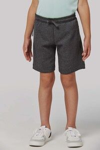 Proact PA1023 - Kids fleece multisport bermuda shorts