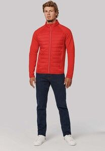Proact PA233 - Dual-fabric sports jacket